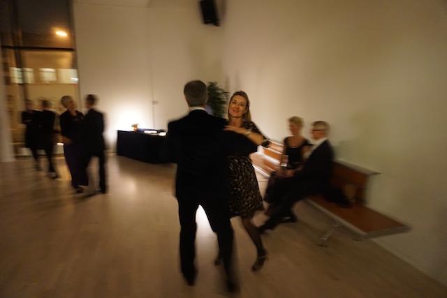 Jesper Dalsgaard i en flyvende quick step med Charlotte