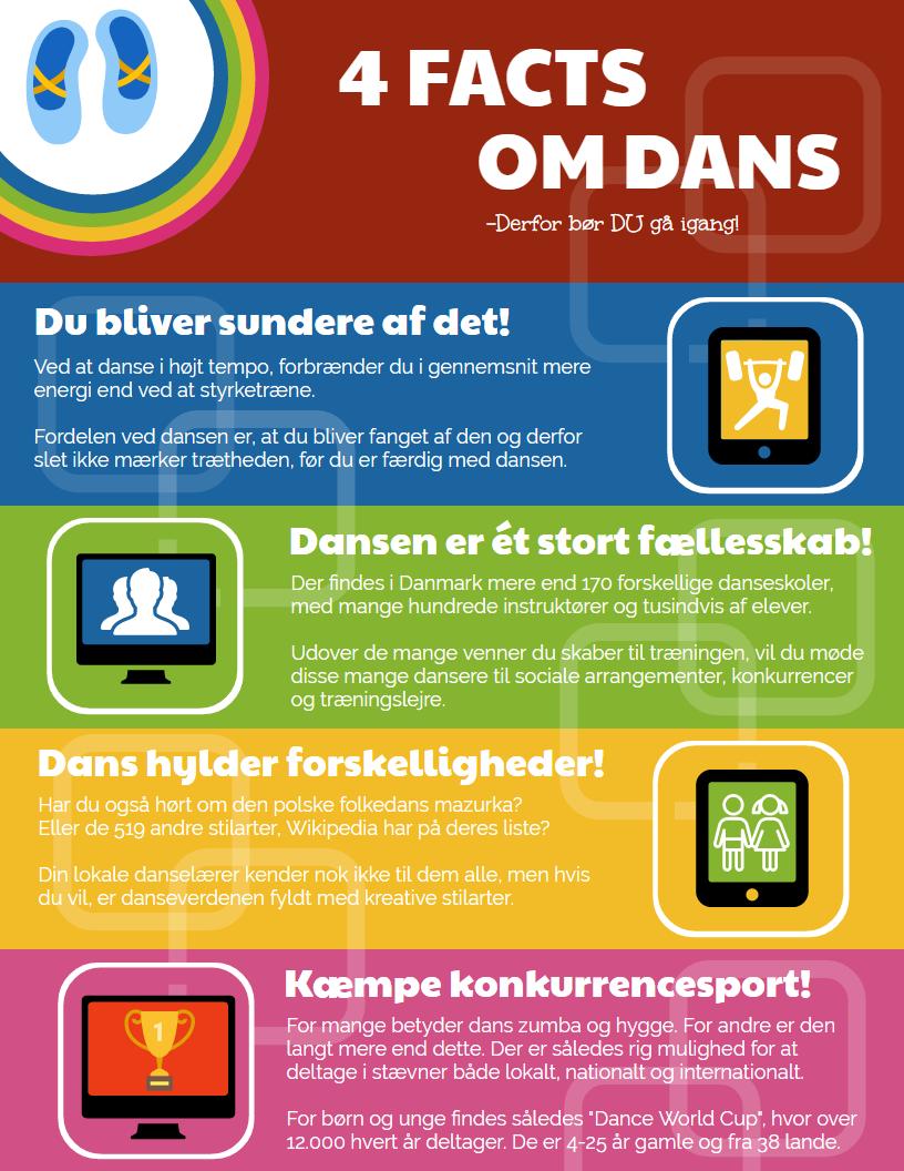danseskole københavn - facts om dans